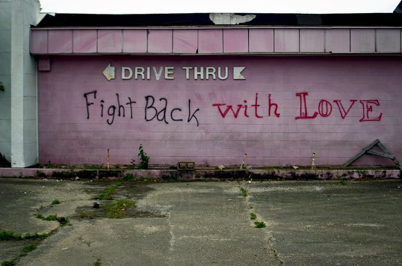 Drive Thru Fight Back with Love